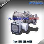 FLOW METER NITTO SEIKO TYPE SSAO SIZE 4 INCH (100MM)